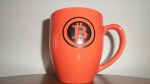 Crypto mug